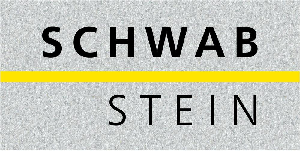 Logo Schwab-Stein im Footer