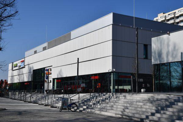 Fassaden THM München 4